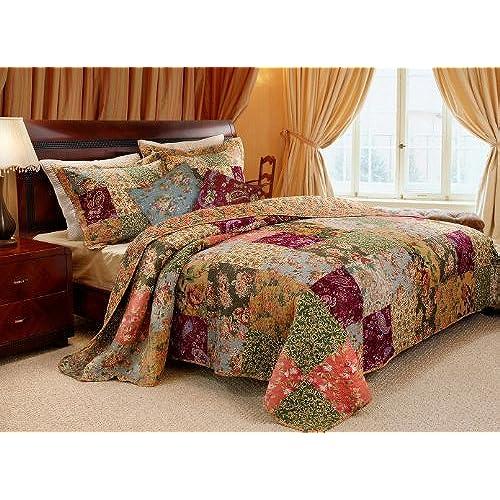 King Size Country Comforter Set Amazon Com