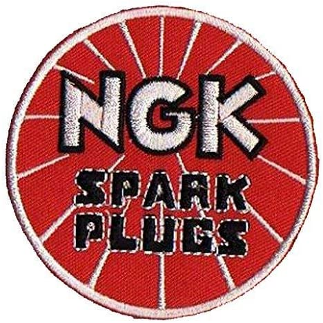 Patche /écusson thermocollant NGK Spark Plugs