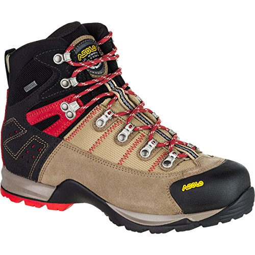Asolo Men's Fugitive GTX Hiking Boots, Wool / Black, 11 D(M) US - Asolo Fugitive Gtx