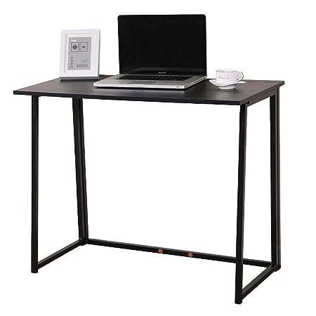 XIA Plegable Escritorio de computadora Mesa de Escritorio ...