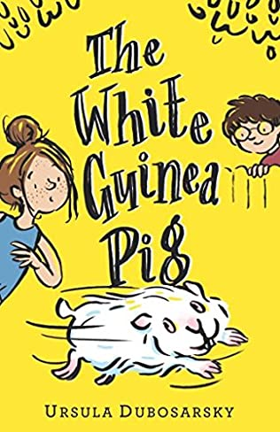 book cover of The White Guinea Pig