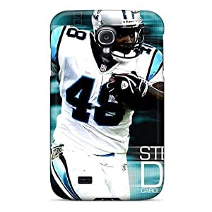 For Galaxy S4 Protector Case Stephen Davis Nfl Player Of Carolina Panthers Phone Cover