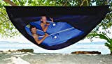 Hammock Bliss Sky Tent 2 - A Revolutionary 2 Person Hammock Tent – Waterproof and Bug Proof Hanging Tent Provides Spacious and Cozy...