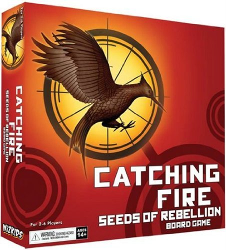 The Hunger Games Catching Fire - Seeds of