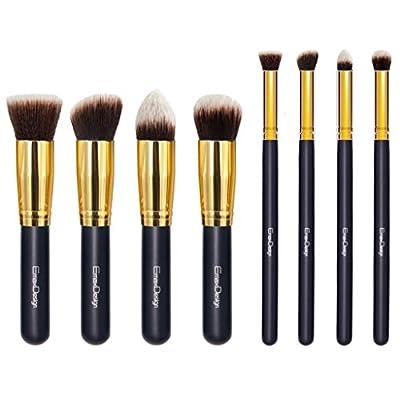 EmaxDesign Makeup Brushes Set 8 10 Pcs Set