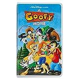 Disney A Goofy Movie ''VHS Case'' Journal No Color