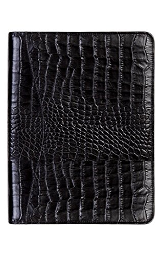 (Scully Leather letter size pad, 5012-0, BLACK, 43)
