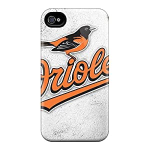 Iphone 6 UTs7831NlIY Support Personal Customs Stylish Baltimore Orioles Pattern Shock-Absorbing Hard Phone Cover -DrawsBriscoe