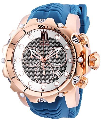 - Invicta Reserve JT Venom Ltd Ed Swiss Quartz Chronograph Men's 55mm Strap Watch (25415)