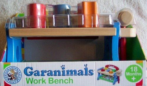 Garanimals Work Bench 18 Months by Garanimals [並行輸入品]   B00ZVOCEHM