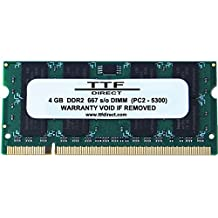 "4GB Memory Upgrade for Apple MacBook Pro ""Core 2 Duo"" 2.4GHz 15"" (08)"