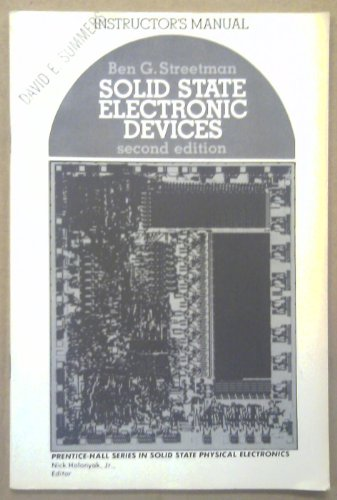 SOLID STATE ELECTRONIC DEVICES]()
