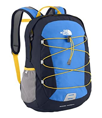 The North Face Happy Camper Youth Daypack - 2012 Model Jake Blue/Deep Water Blue
