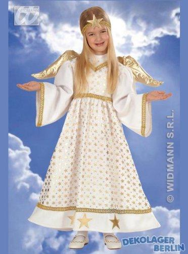 Children's Angel Child Costume For Christmas Panto Nativity