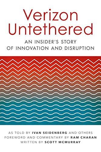 Verizon Green - Verizon Untethered: An Insider's Story of Innovation and Disruption