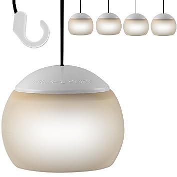 De Led CampingTonnelle Suspendre Lanternes Lot À Lampes 4 trsCQdh