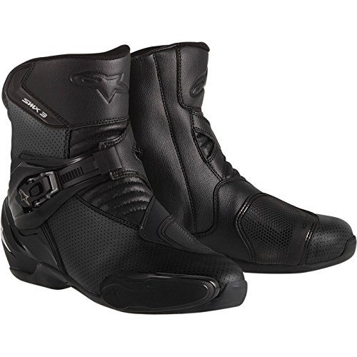 Vented Motorcycle Boots - 1