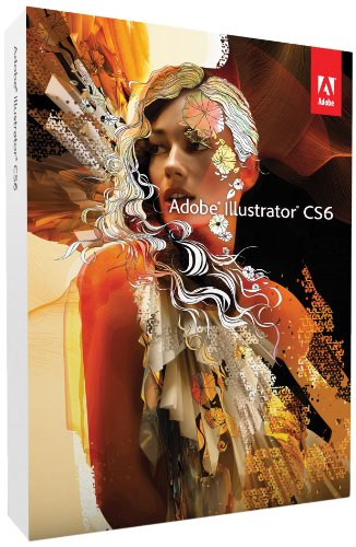 Adobe Illustrator CS6 Macintosh版 (旧製品)
