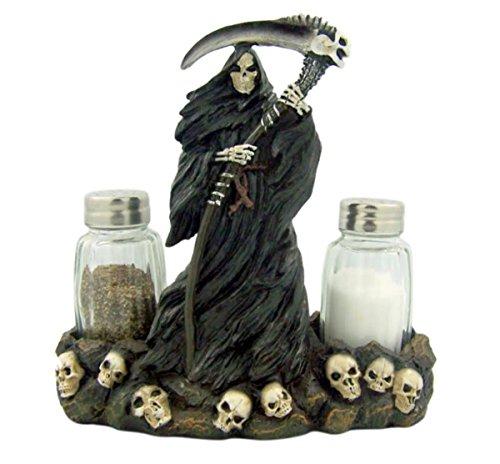 Afterlife Spice Reaper Salt & Pepper Holder