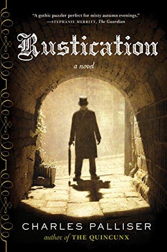 Rustication: A Novel cover