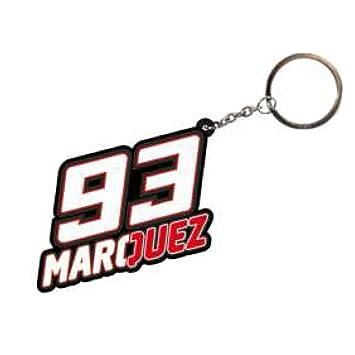 Marc Marquez 93 Moto GP llavero oficial nuevo: Amazon.es ...
