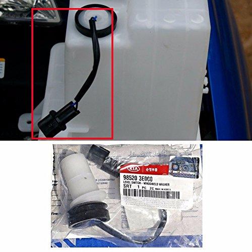 Windshield Washer Fluid Level Sensor for Optima Cadenza Sorento Elantra OEM