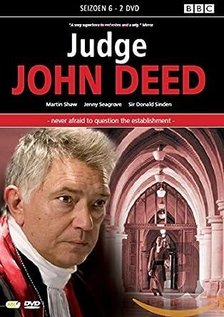 judge john deed war crimes