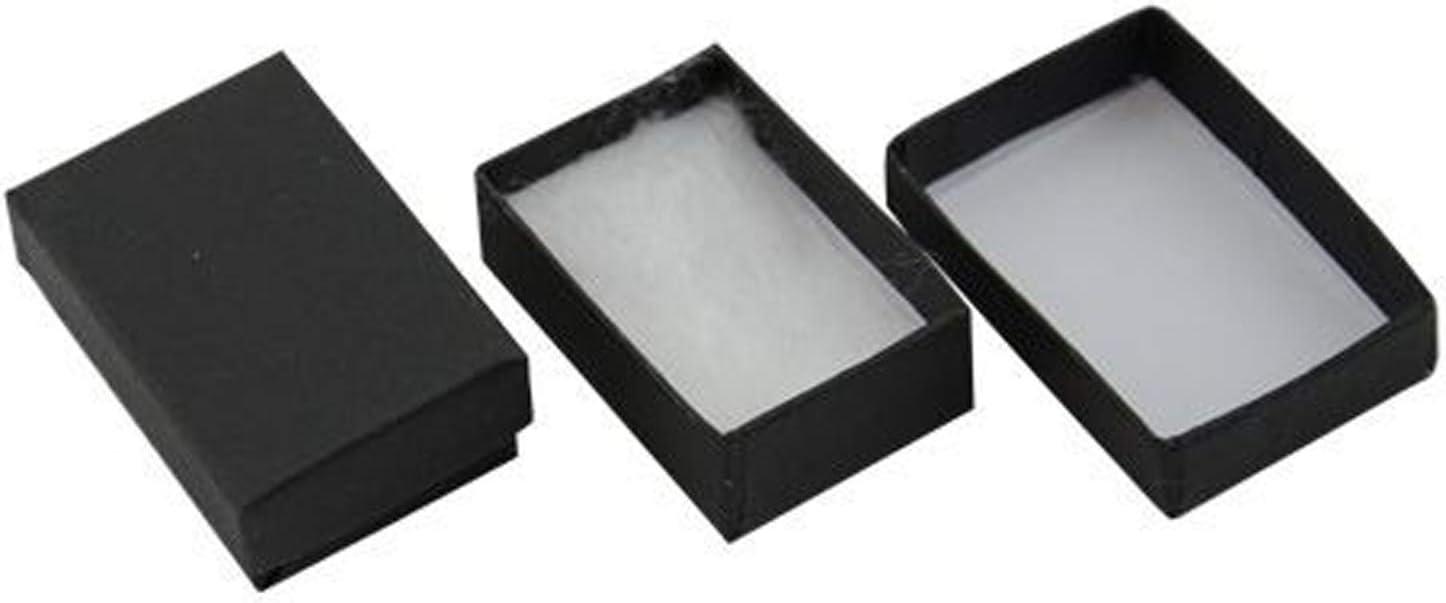 Earring Gift Boxes Navy 10 x Slimline Postal Ring Ref:xgd.mx