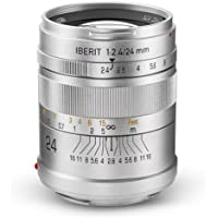 HandeVision IBERIT 24mm f/2.4 Lens for Sony E (Silver)