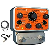Source Audio SA226 Soundblox 2 Orbital Modulator w/Patch Cables and Instrument Cable