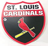 St. Louis Cardinals MLB Interstate Collector's Sign