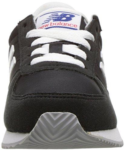 New Balance Kl220 Unisex-Kinder Schwarz / Weiß