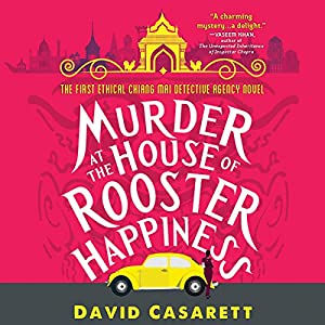 Murder at the House of Rooster Happiness Hörbuch