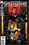 batman gates of gotham 4 red robin and robin lose the architect as batman and black bat arrive to help them