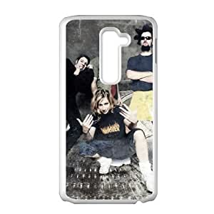 LG G2 Cell Phone Case Covers White Guano Apes O2439139