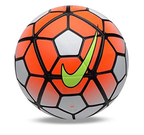 Nike Ordem 3 Official Match Soccer Ball 2015 LEP OMB Liga Bbva Sc2714-100 Size 5 by NIKE