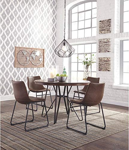 home, kitchen, furniture, kitchen, dining room furniture,  chairs 2 on sale Ashley Furniture Signature Design - Centiar Dining Chairs - Set deals