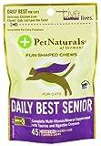 Pet Naturals of Vermont Daily Best Senior -- 45 Chewables