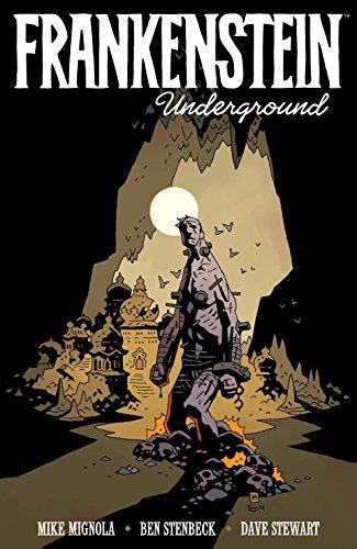 Image of Frankenstein Underground