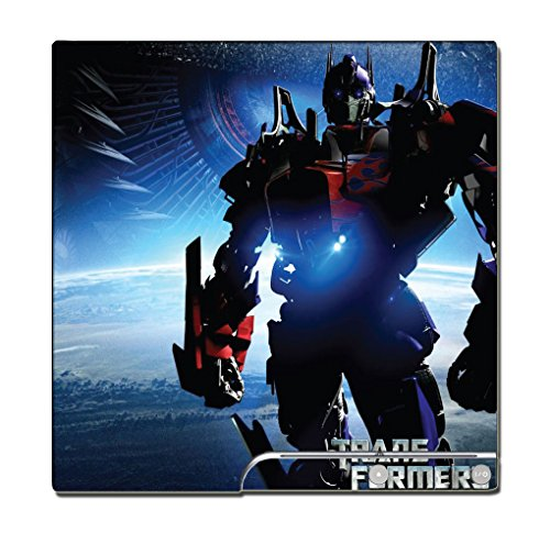 Transformers Optimus Prime Autobots Robots Movie Cartoon Video Game Vinyl Decal Skin Sticker Cover for Sony Playstation 3 PS3 Slim