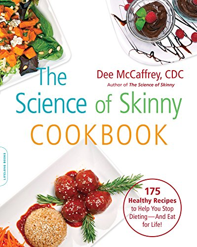 The Science of Skinny Cookbook: 175 Healthy Recipe…