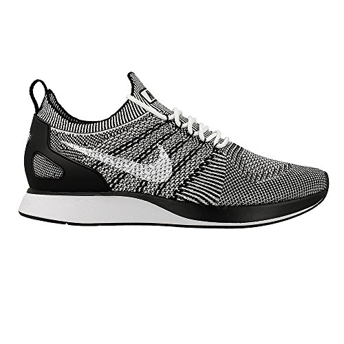 Racer Compétition Weiß Homme Chaussures Schwarz Running NIKE Flyknit Air Mariah 102 de Zoom wI8qIF