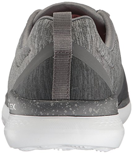 Walking Heather Skechers Flex Shoe 14825 Gray Go Train Women's CFwwnXxUq8