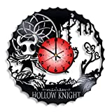 Hollow Knight Vinyl wall clock, Hollow Knight