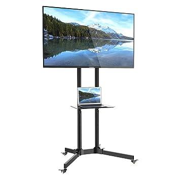 Zmsdt 30-65 Pulgadas LCD TV Mobile Cart Video Conference Mobile ...