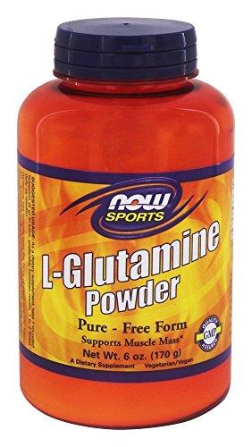 Now Foods L Glutamine Pure Powder