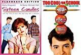 John Hughes Collection: Sixteen Candles, Ferris Bueller's Day Off, Pretty in Pink, and Some Kind of Wonderful 4-Movie Bundle