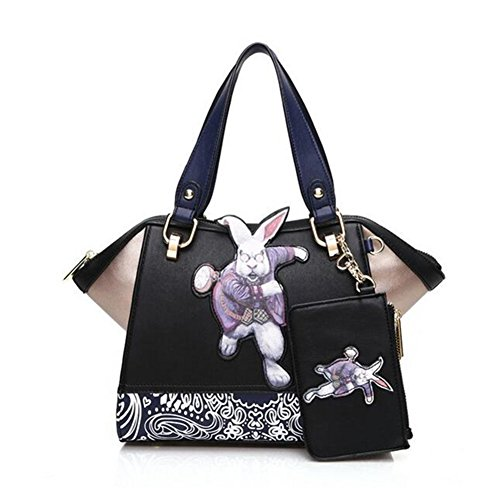 Minkoffo 2016 Fashion Personalized Shoulder Bag Women's Bunny Handbag