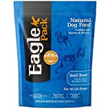 Eagle Pack Natural Pet Food, Original Adult Pork Meal & Chicken Meal Small Breed Formula for Dogs, 6 lb Bag