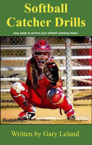 Softball Catchers Drills softball Fastpitch ebook product image